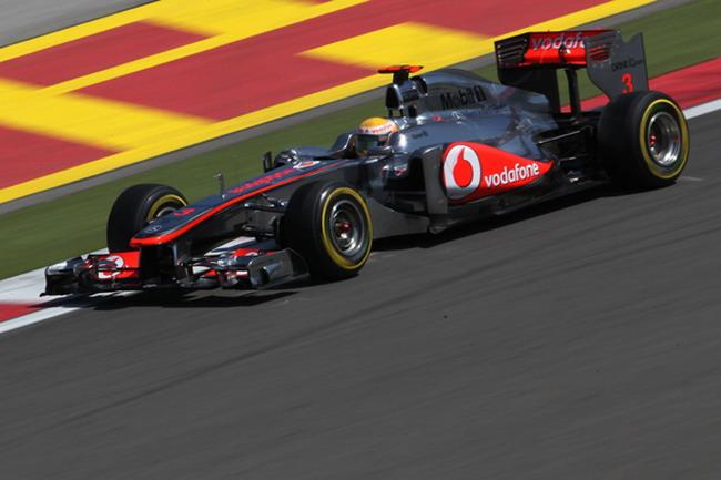Себастьян Феттель выиграл квалификацию Гран-при Турции