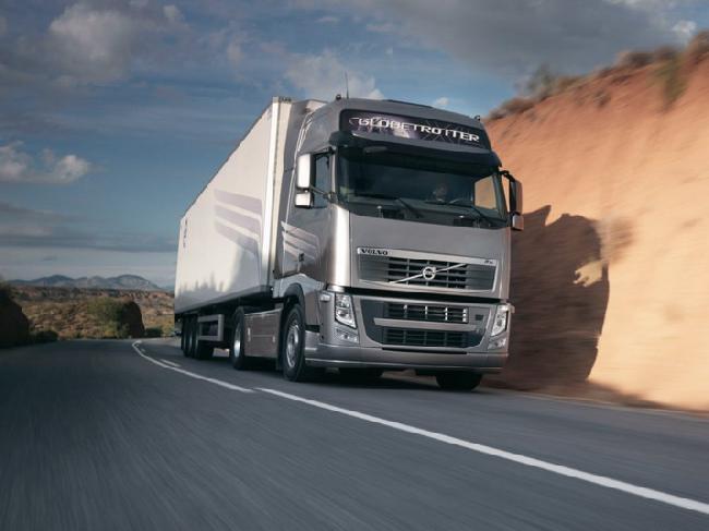 Volvo Trucks,экономия топлива