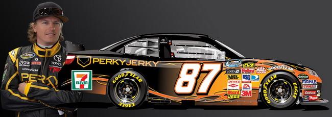 Кими Райкконен продолжает свой путь в NASCAR