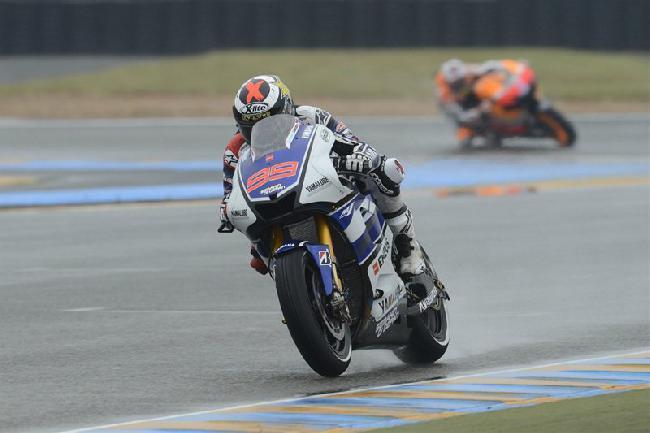 Очередной этап MotoGP