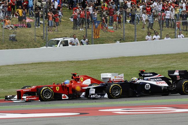 Гран-при Испании 2012