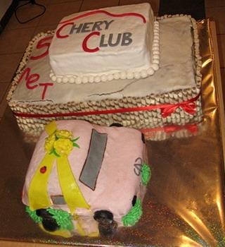 Сhery Клуб отпраздновал 5-летие