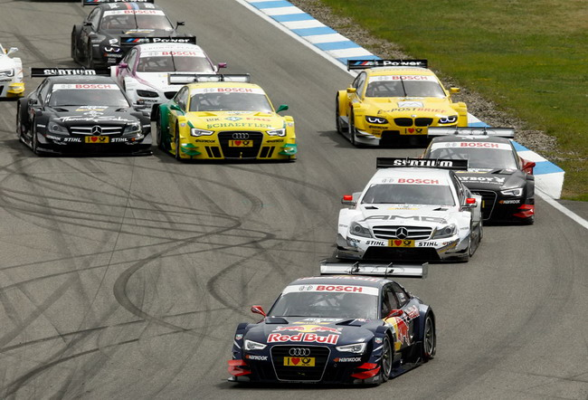 сезон 2012 года чемпионата DTM