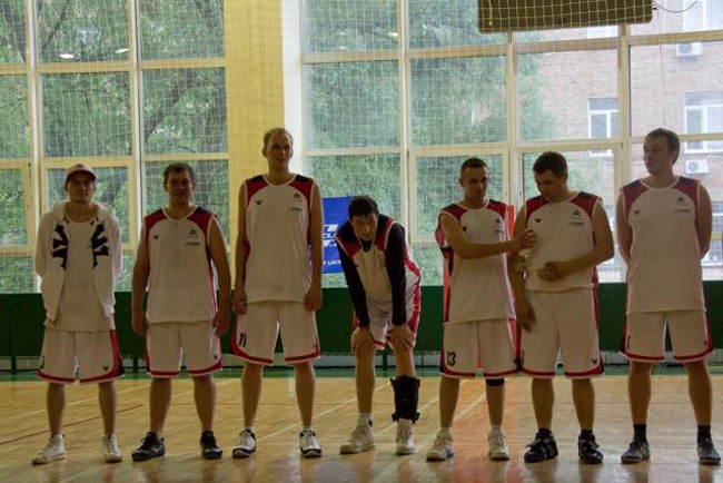 Баскетбольный турнир