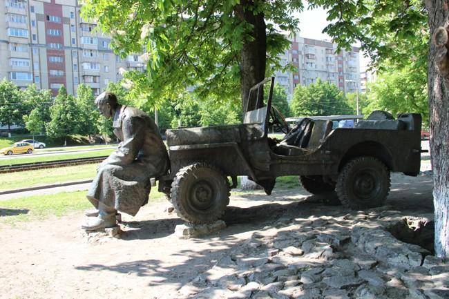 автомобили Великой Отечественной войны