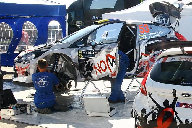 Стартует шестой этап WRC