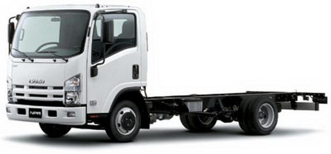 грузовые автомобили Isuzu