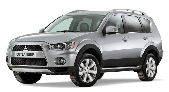 кредит на автомобили Mitsubishi