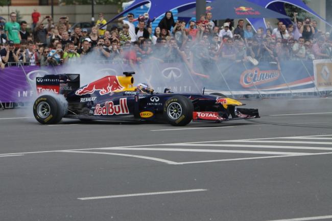 Red Bull Парад Чемпионов