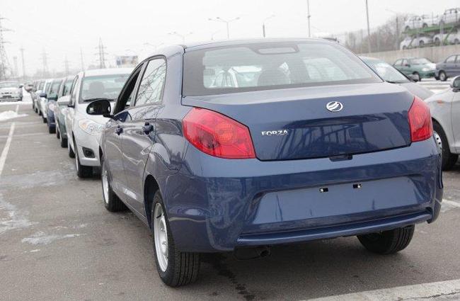 Автомобильное производство в Украине