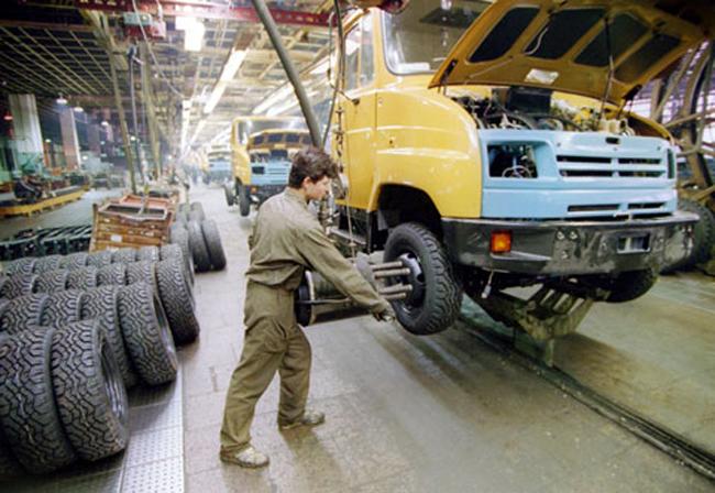 В России создан новый автохолдинг на базе «ЗиЛа»