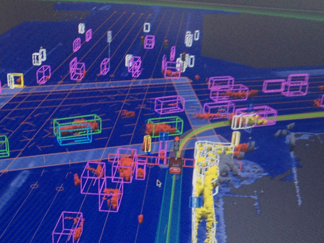 автомобили с автопилотом от Google
