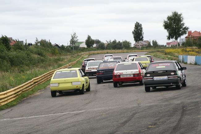 1-й этап Чемпионата Украины по кольцевым гонкам