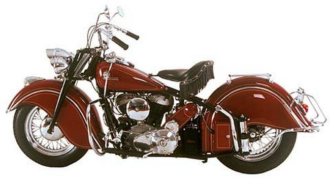 Indian Motorcycles приготовила Chief 2014