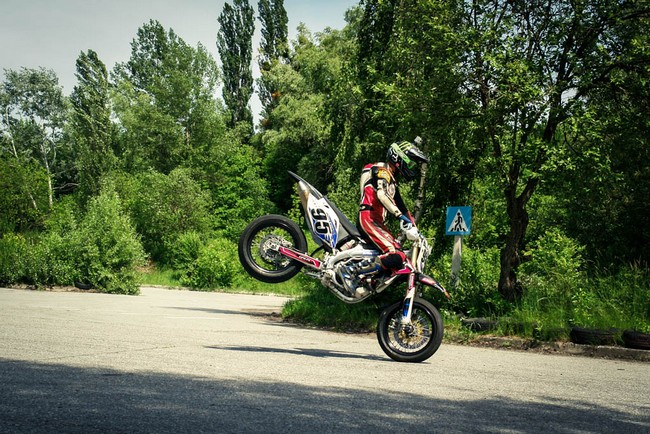 мотоциклы Geon 2013 года