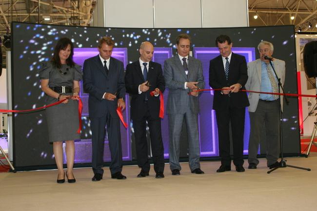 открытие автосалона SIA 2013