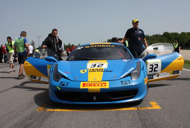 Ferrari Challenge Europe