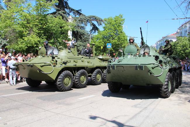 Традиции украинских городов: День Победы в Севастополе