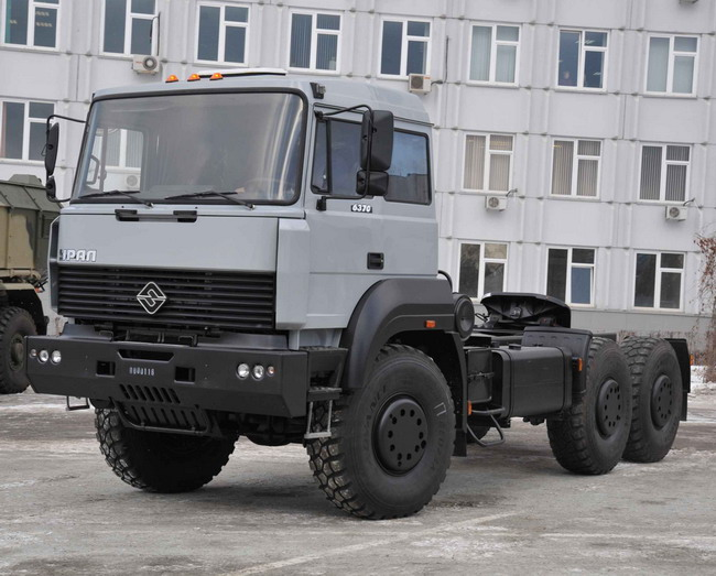 «Урал-6370» (6х6)