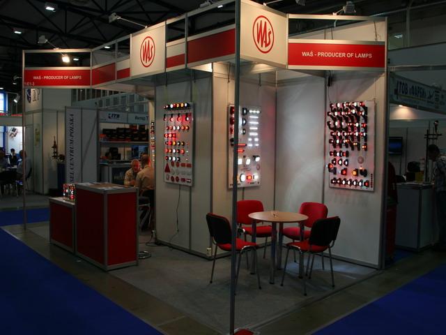 SIA 2013: светодиоды фирмы WAS
