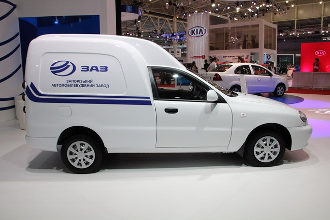 фургон ЗАЗ Lanos Pick-up