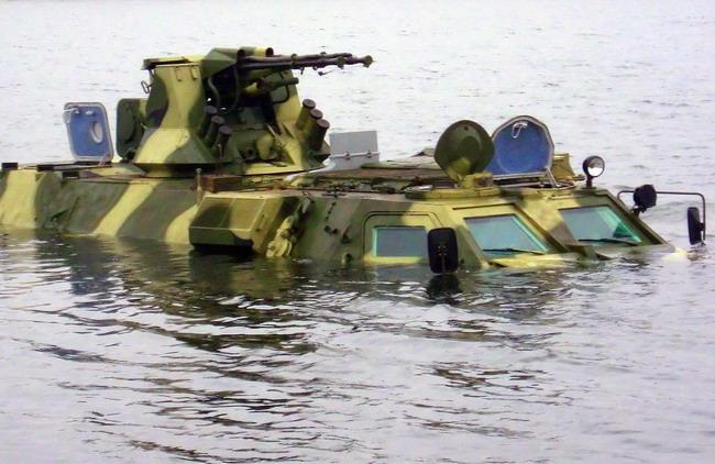 БТР-4 производства ХКБМ