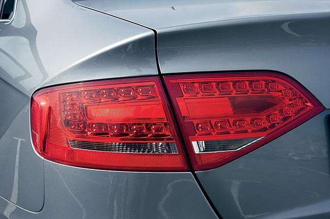 Тест-драйв Audi А4 (B8)