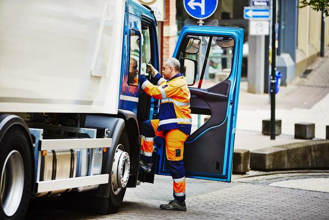 грузовик Volvo FE LEC