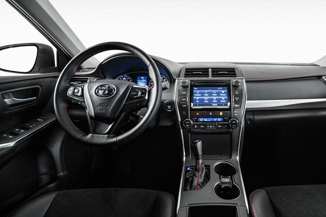 Подробности о новой Toyota Camry