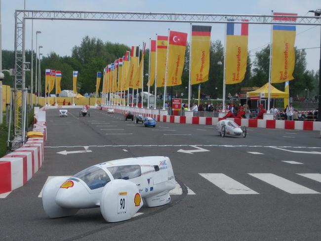 «ЛСА ХАДИ АИС» примет участие в Shell Eco-marathon