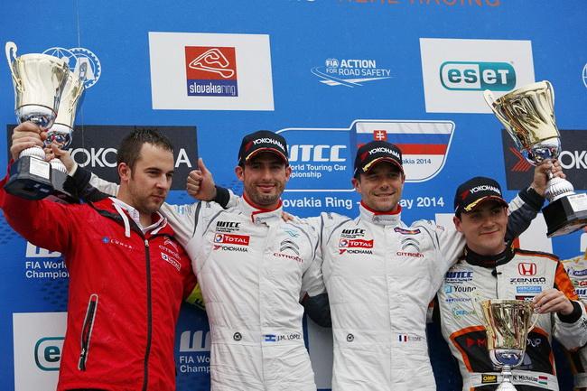 2 этапа гонок FIA WTCC