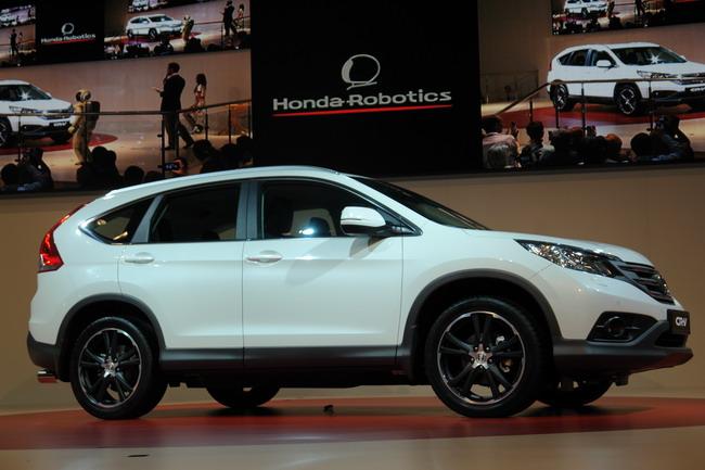 европейский Honda CR-V
