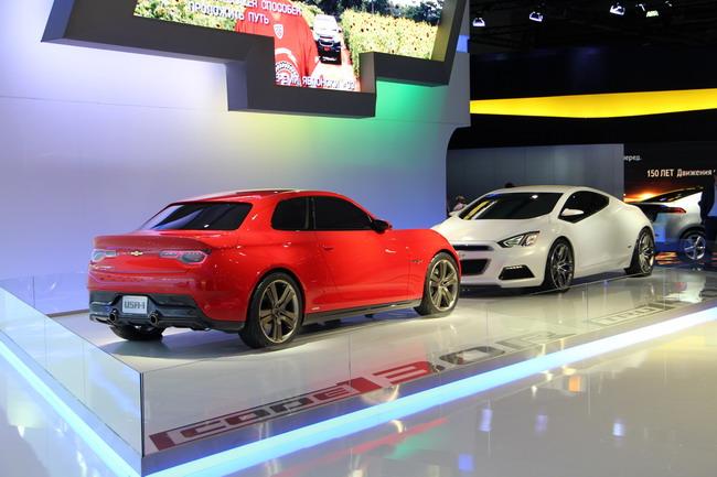 новинки от Chevrolet
