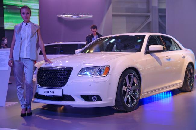 новинки Fiat-Chrysler