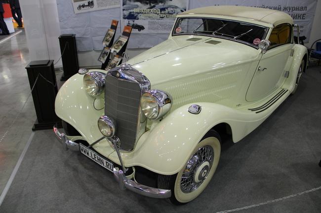 Mercedes-Benz 320 Cabriolet A 1939 года