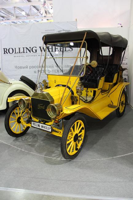 Ford T 1910 года