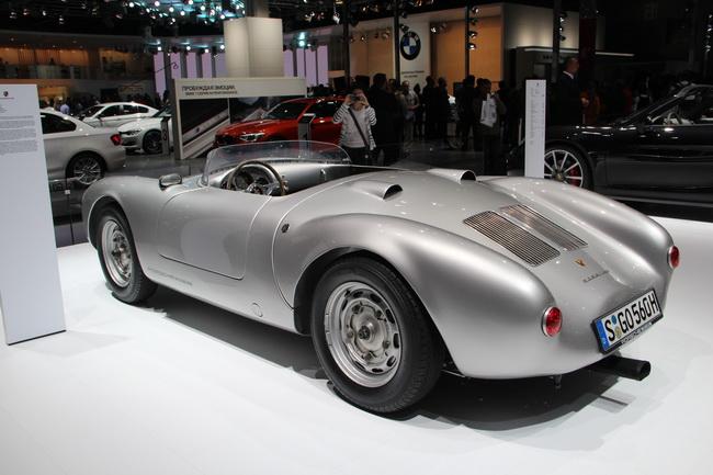 Porsche 550 A Spyder 1956 года