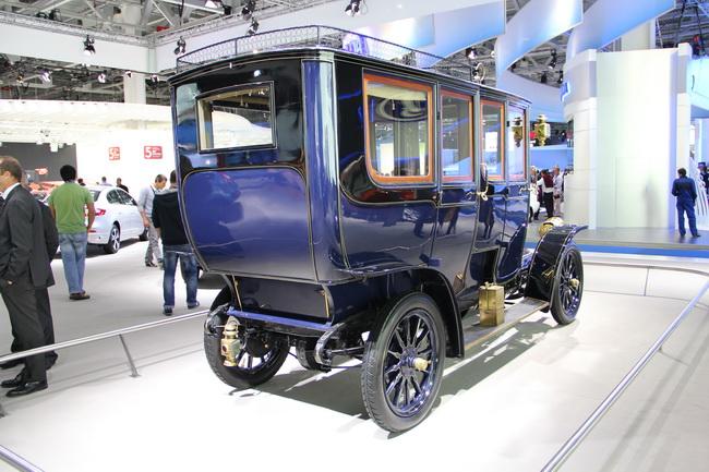 Renault XB 1907 года