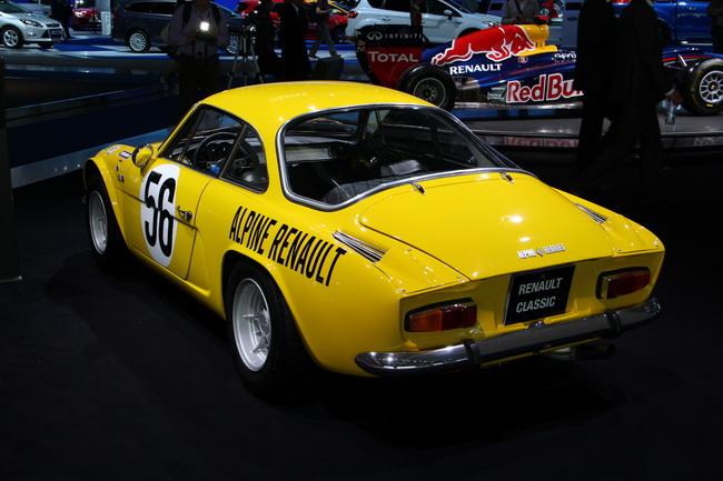 Alpine Renault A110 1971 года