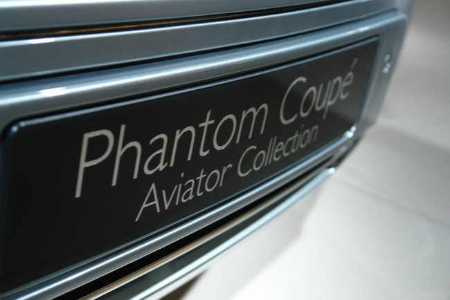 Rolls-Royce Phantom Aviator