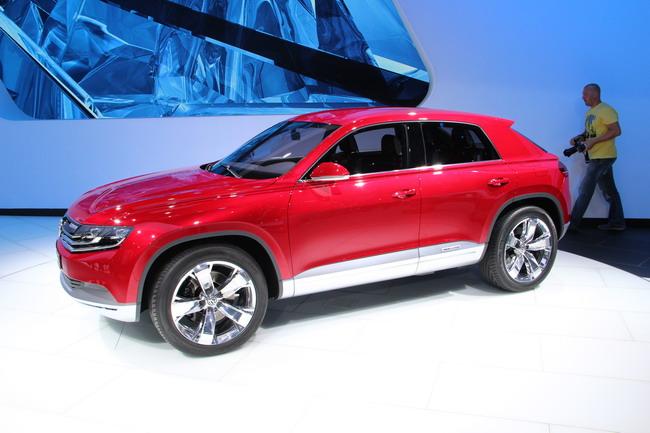 новинки от Volkswagen