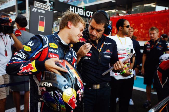 Формула 1 и Гран-при Абу-Даби