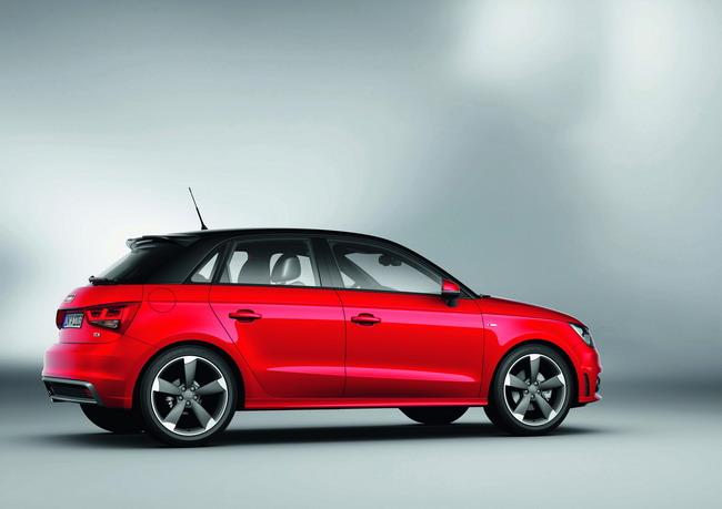 Audi A1 Spotback