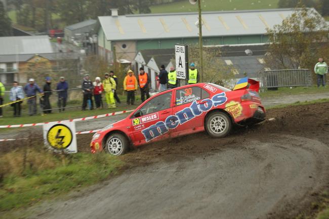 WRC: три вопроса Александру Салюку-младшему после финального этапа WRC