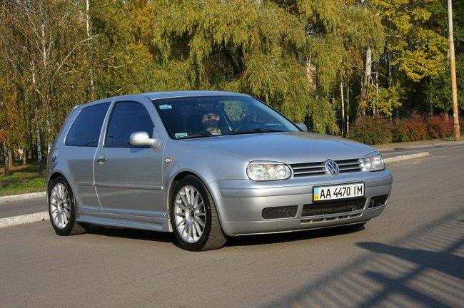 VW Golf IV GTI