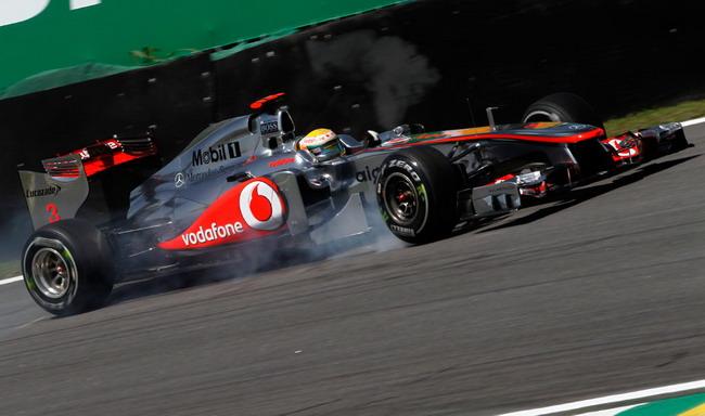 Формула 1, ГП Бразилии.