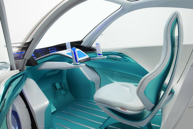 Honda Micro Commuter Concept