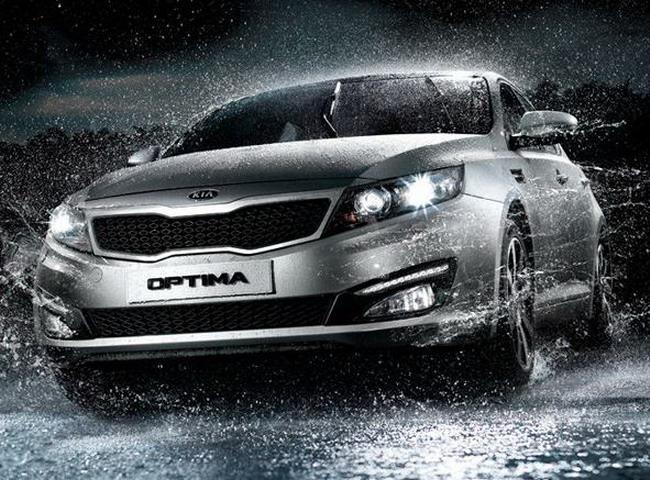 Новая KIA Optima уже в «Автоцентре на Харьковском»!