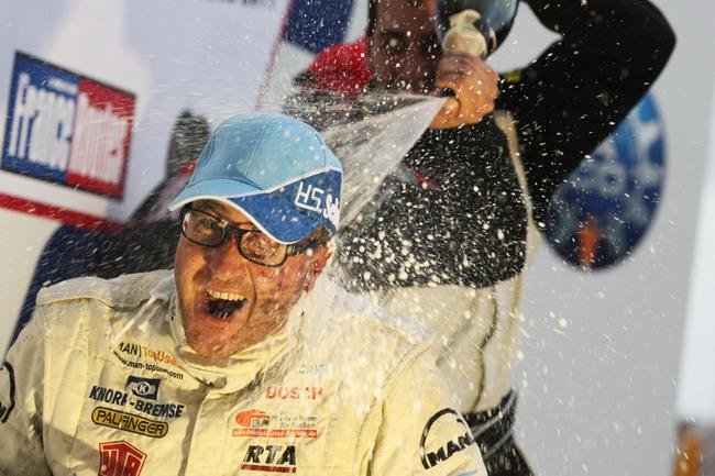 MAN на FIA-2011