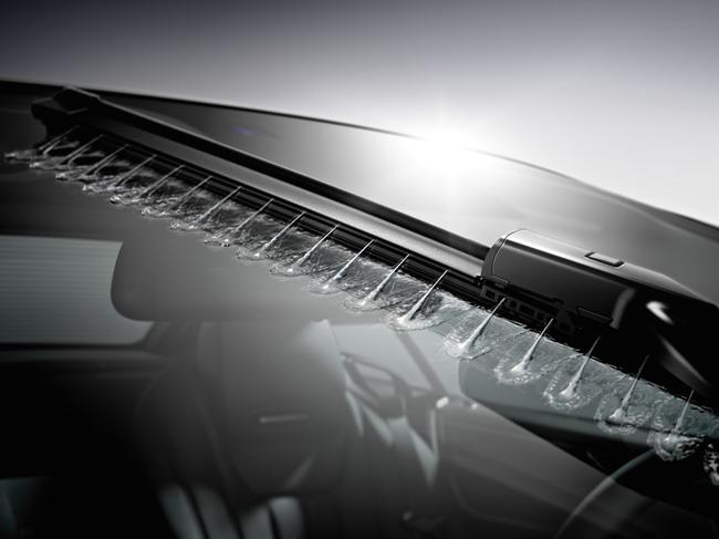 Mercedes-Benz SL Roadster. Система Magic Vision Control